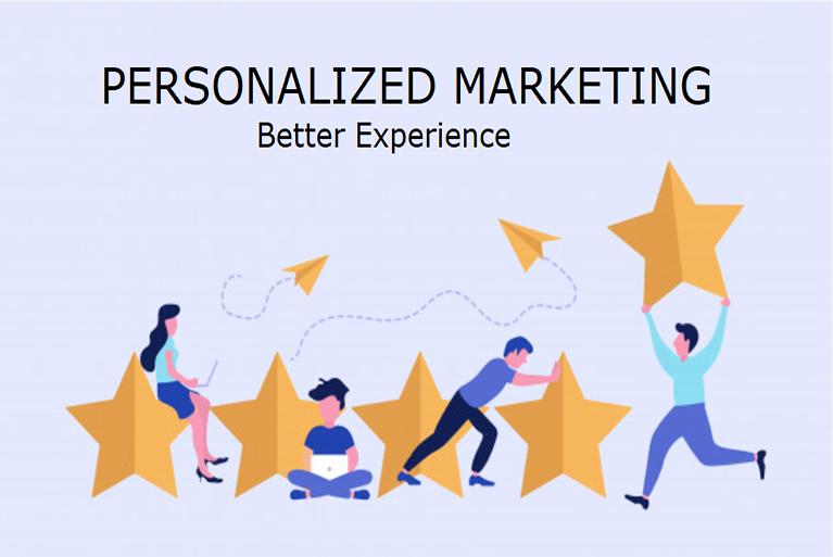 5 cách tăng tính cá nhân hóa thương hiệu của bạn trong mắt khách hàng